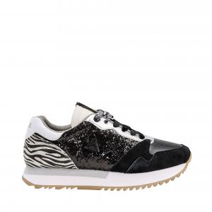 Sneakers Sun68 Kelly Glitter Body Z41211 11NERO -A.1