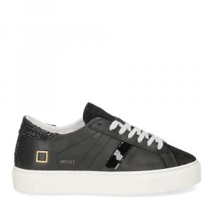 D.a.t.e. Vertigo calf black-2