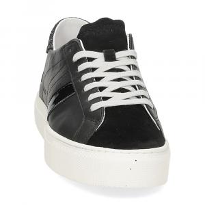 D.a.t.e. Vertigo calf black-3