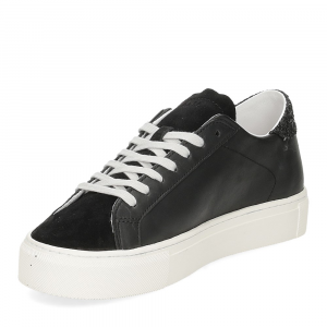 D.a.t.e. Vertigo calf black-4