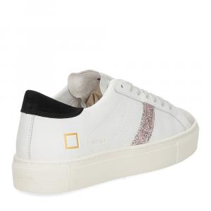 D.a.t.e. Vertigo calf white black-5