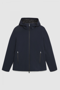 SHOPPING ON LINE WOOLRICH GIACCA PACIFIC IN SOFT SHELL NEW COLLECTION FALL/WINTER 2022