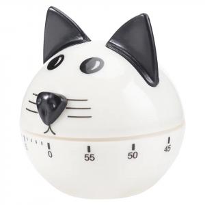 Timer gatto bianco e nero