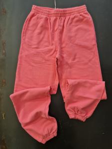 Pantalone tuta pink