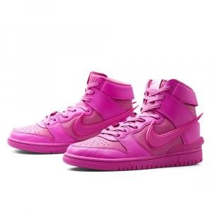 Nike Dunk HI /Ambush Lethal Pink