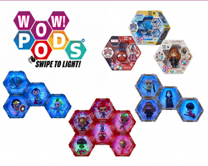 Wow!Pods Marvel, Harry Potter, DC Comics tutti i personaggi