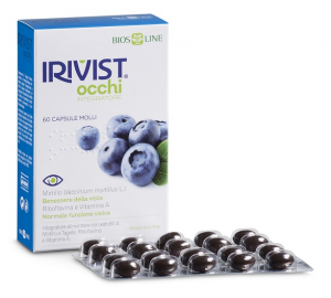 IRIVIST OCCHI 60CPS BIOSLINE