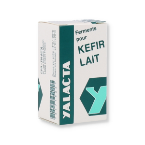 FERMENTI PER KEFIR DI LATTE Yalacta