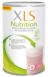XLS NUTRITION FRAGOLA 400G