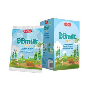 BBMILK 0-12 BIO 10BUSTEX40GR STEVE JONES