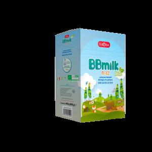 BBMILK 0-12 BIO POLVERE 2BUSTEX400GR