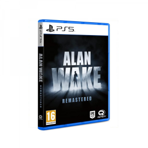 Alan Wake remastered - Nuovo - PS5 - preorder 15/10/2021