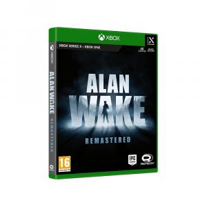 Alan Wake remastered - Nuovo - XBOX ONE / SERIES X - preorder 15/10/2021