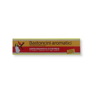 CARTA AROMATICA D'ERITREA INCENSO 16 BST