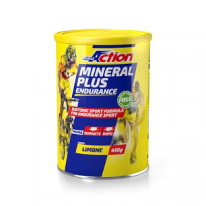 PROACTION MINERAL PLUS LIMONE 450G