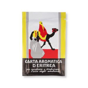 CARTA AROMATICA D'ERITREA PER AMBIENTI - 60 FOGLI