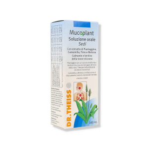 MUCOPLANT SCIROPPO DOLCE NOTTE - 100ML