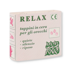 TAPPO CERA RELAX - 12PZ