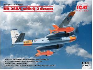 DB-26B/C with Q-2 drones