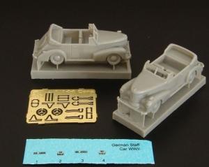 German Staff Car Cabrio