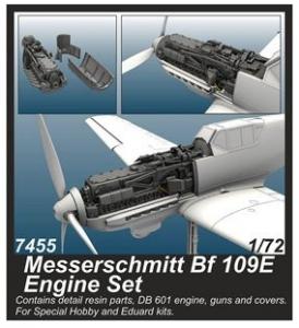 Messerschmitt Me109E Engine