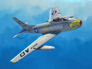 North-American FJ-3/FJ-3M Fury