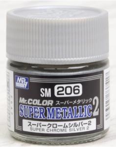 Super Chrome Silver 2