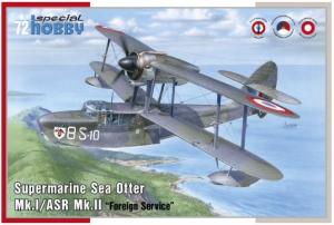 Supermarine Sea Otter Mk.I/ASR Mk.II