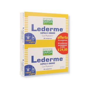 LEDERME CAPELLI/UNGHIE 30+30CPR