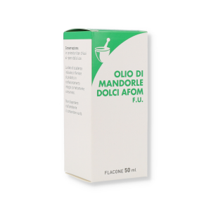 OLIO MANDORLE DOLCI 50ML AFOM