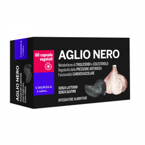 AGLIO NERO 60 CAPSULE CAGNOLA