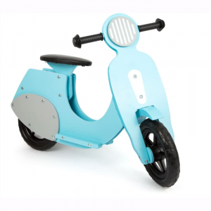 Vespa per bambini Motoretta Bella Italia Blu