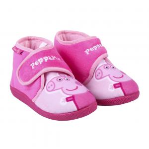 Pantofole Peppa Pig chiuse dal 21 al 26 scarpine asilo