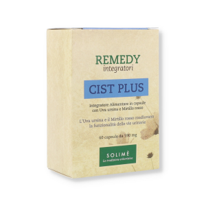 REMEDY CIST PLUS 60 CPS SOLIME'