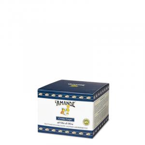 L'Amande, Crema Corpo all'Olio di Oliva 200 ml