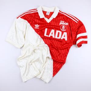 1990-91 Monaco Maglia Home L (Top)