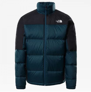 Giacca The North Face Diablo Down Jacket Blue