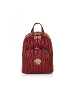 SHOPPING ON LINE LE PANDORINE MINI BACKPACK DREAM BORDEAUX COLLECTION WOMEN'S FALL/WINTER 2022