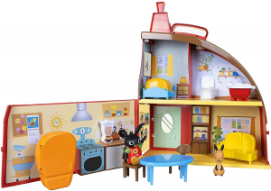 Giochi Preziosi Casa con Personaggi e Accessori Bing, BNG36000