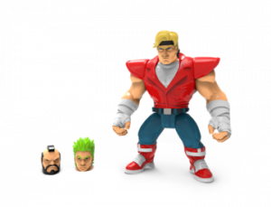 Mighty Maniax action figure: ROUNDHOUSE by Rocom Toys