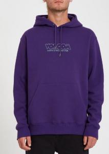 Felpa Volcom Max Loeffler Purple