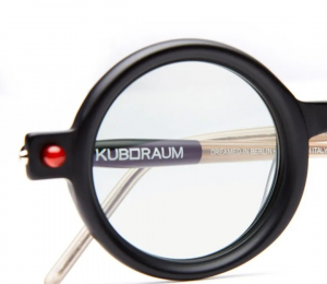 Kuboraum, MASKE P1 Black Matt