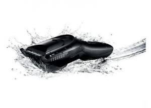 Panasonic ER-GC20-K503, Tagliacapelli, Pettine accessorio, 7 step taglio, Lavabile, Nero