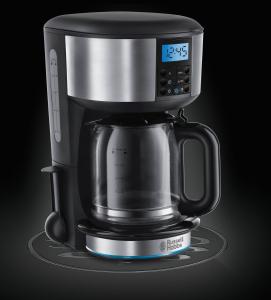 Russell Hobbs BUCKINGHAM Semi-automatica Macchina da caffè con filtro 1,25 L