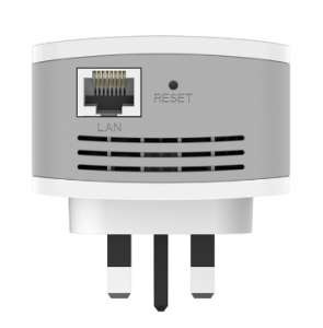D-Link DAP-1620/E moltiplicatore di rete Ripetitore di rete Bianco