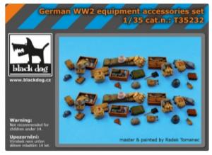 German WW2 equipment