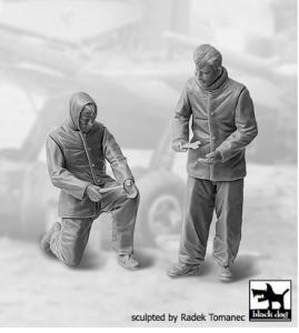 RAF mechanics personnel