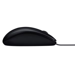 Logitech M100 mouse Ambidestro USB tipo A Ottico 1000 DPI