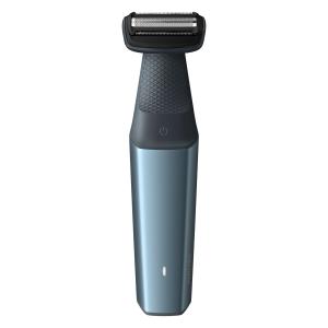 Philips BODYGROOM Series 3000 Rasoio delicato Bodygroom utilizzabile sotto la doccia