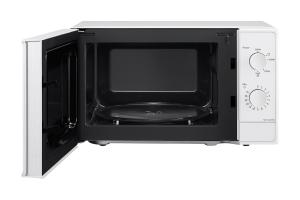 Panasonic NN-E20JWMEPG forno a microonde Superficie piana Solo microonde 20 L 800 W Bianco